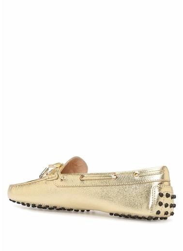Tod's Ayakkabı Altın